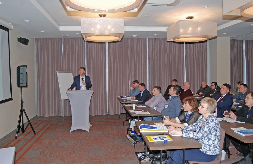 Конференция региональных представителей холдинга ВМП